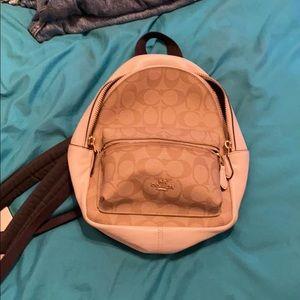 Coach Mini Backpack